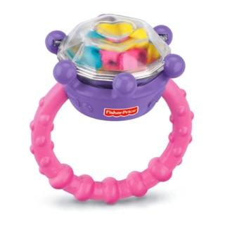 Set đồ chơi xúc xắc vận động tay kiêm gặm nướu 2 món cho bé sơ sinh