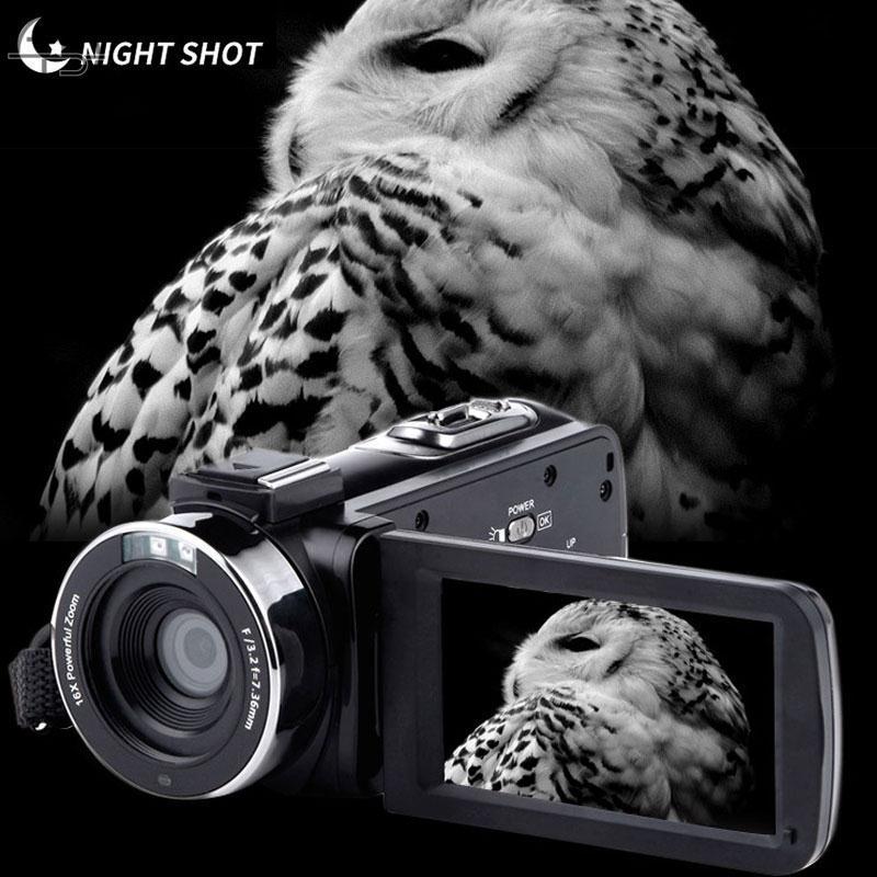 SONG Digital Camcorder Video Camera Photo 3'' LCD Camera DV DVR Handheld