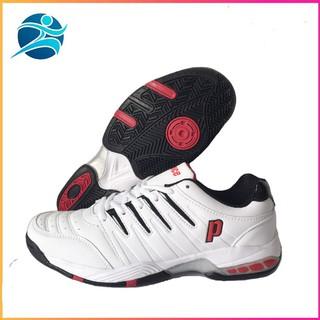 HOT Giày tennis Prince chống lật cổ chân, màu trắng, dành cho nam, đủ size | Hot He 2020 | Cực Đẹp . 2020 👟 2020