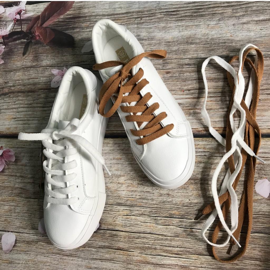 Giày sneaker nữ 2 dây Quảng Châu