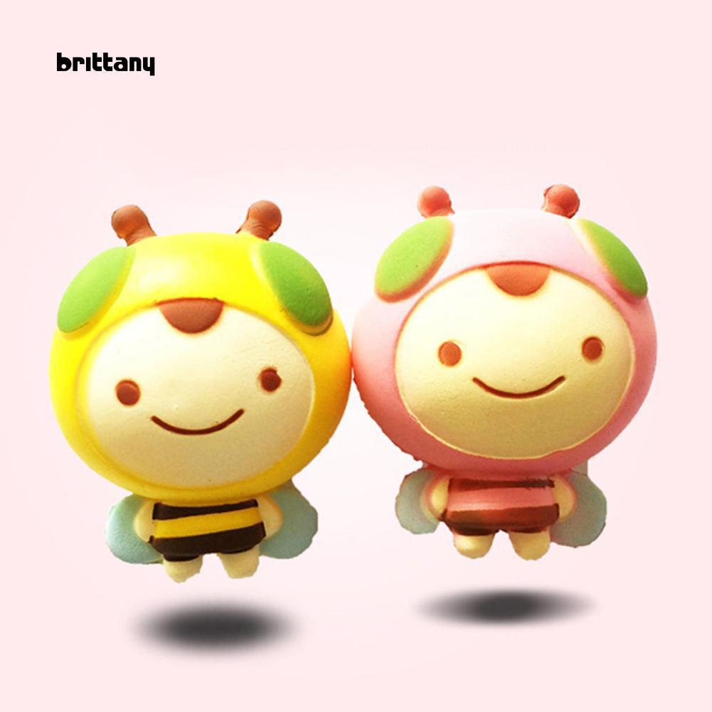 Đô ̀ chơi bo ́ p Squishy hi ̀ nh ong xinh xă ́ n