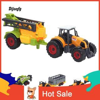 Mô hình xe nông trại đồ chơi cho bé