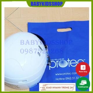 [HÀNG CHÍNH HÃNG] [GIÁ HỦY DIỆT] Mũ bảo hiểm Protec (Quà tặng từ sữa Ensure)