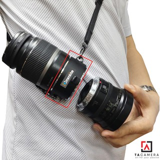 [Mã 157ELSALE hoàn 7% đơn 300K] Lens HOLDER - Đế Gắn 2 Lens Thao Tác Nhanh for Canon thumbnail