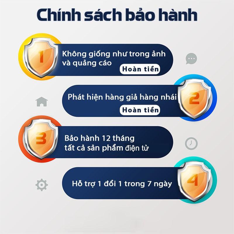 Máy Phun Sương Tạo Ẩm Chính hãng CHIGO - Máy Tạo Ẩm Dung Tích Lớn 4L, Ngắt Khi Hết Nước, Phun Sương Đều Công suất 30W