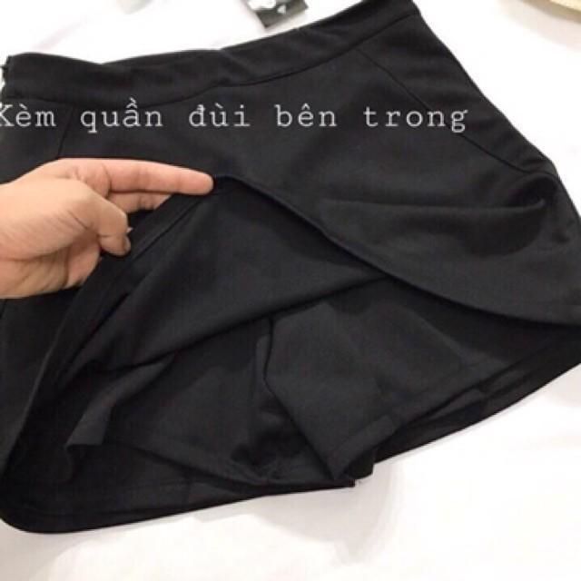 Chân váy chữ A có quần trong Umi **Được đổi trả miễn phí*****