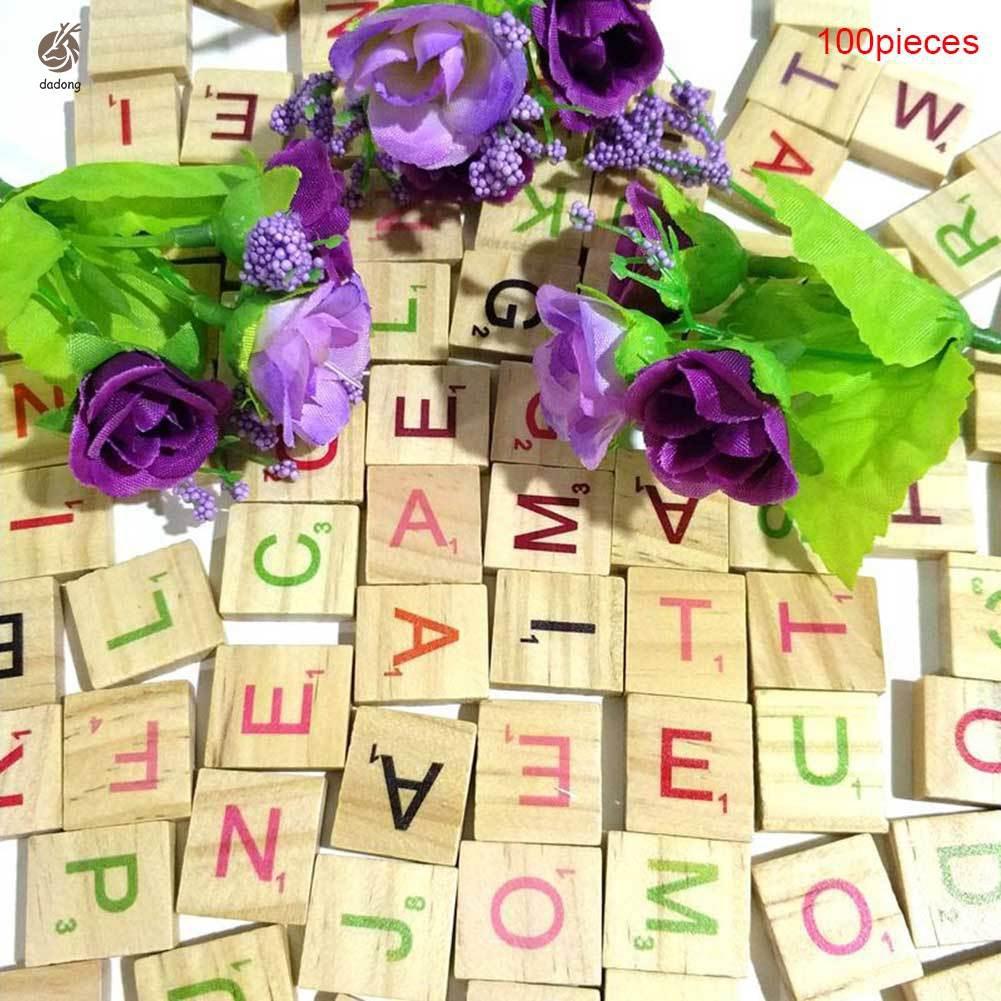 Set 100 tấm gỗ đồ chơi hình in chữ cái đầy màu sắc cho bé - 21839156 , 2584725378 , 322_2584725378 , 86170 , Set-100-tam-go-do-choi-hinh-in-chu-cai-day-mau-sac-cho-be-322_2584725378 , shopee.vn , Set 100 tấm gỗ đồ chơi hình in chữ cái đầy màu sắc cho bé