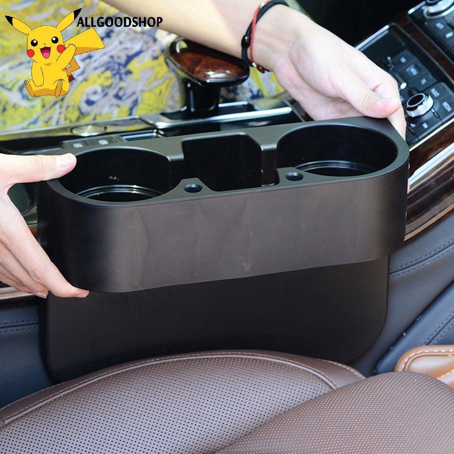 Giá đỡ cốc, điện thoại và đồ vật 3 trong 1 cho xe hơi