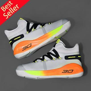 Giày Bóng Rổ Giày Thể Thao Lưới Thoáng Khí Hấp Thụ Va Chạm, Chống Trượt Và Chống Mài Mòn Top đầu Hot 39-44 thumbnail
