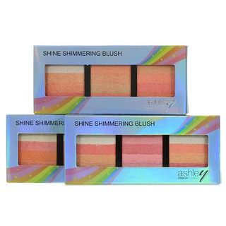 [HOT] Bảng Má Hồng Ashley Shine Shimmering 10.5g A-321 thumbnail