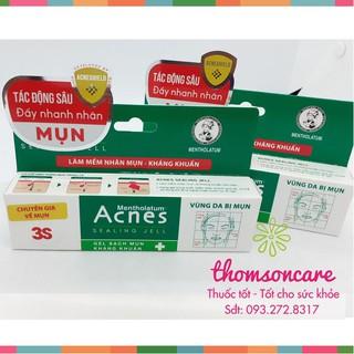 Gel sạch mụn và Kháng khuẩn Acnes Sealing 18g thumbnail