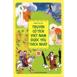 Sách-Truyện cổ tích Việt Nam được yêu thích nhất