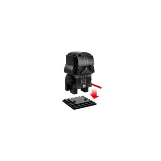 Đồ Chơi LEGO Brickheadz Star Wars 41619 – Mô Hình Chibi Star Wars – Darth Vader