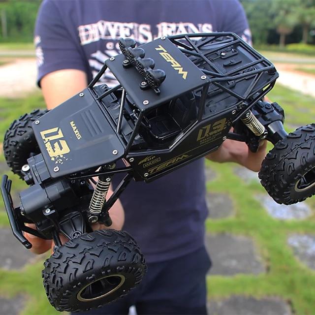 Xe điều khiển địa hình ( điều khiển dạng cầm tay bắn tốc độ )