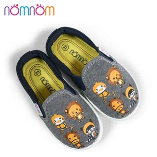 Giày trẻ em Nomnom EP B1952 Ghi