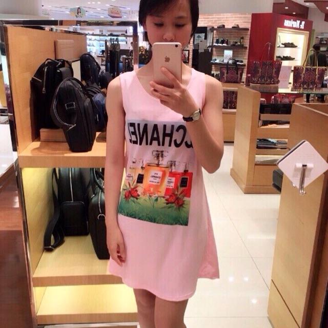 Áo váy