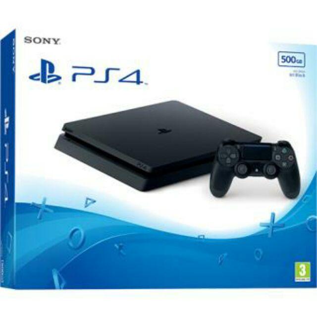 Máy chơi game Playstation Sony PS4 Slim 500GB