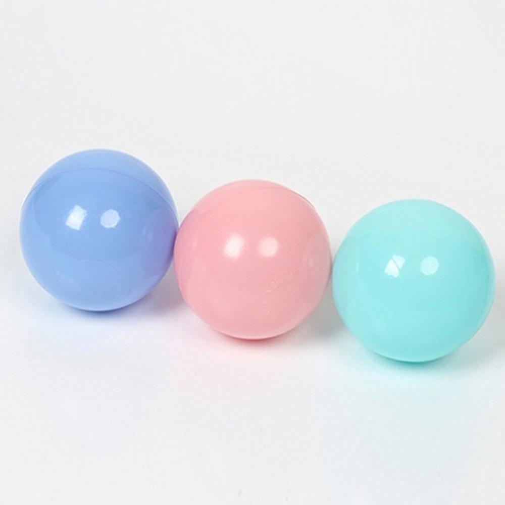 Set 100 quả bóng nhựa nhiều màu dành cho bé