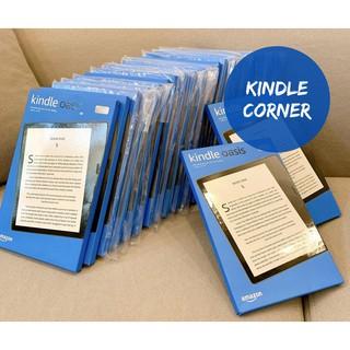 Máy đọc sách Kindle Oasis 3 (10th) chính hãng – Nguyên seal mới 100%