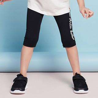 Quần lửng thể thao bé gái Anta Kids 36929789-2 thumbnail