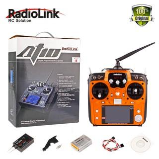 [RC PLANE] – Bộ điều khiển Radiolink AT10