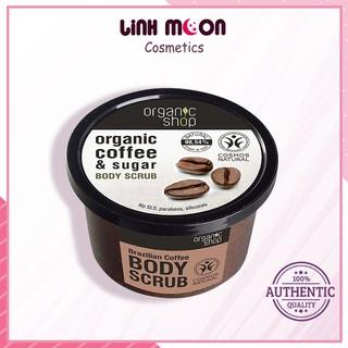 Tẩy Tế Bào Chết Toàn Thân Organic Coffee & Sugar Body Scrub thumbnail