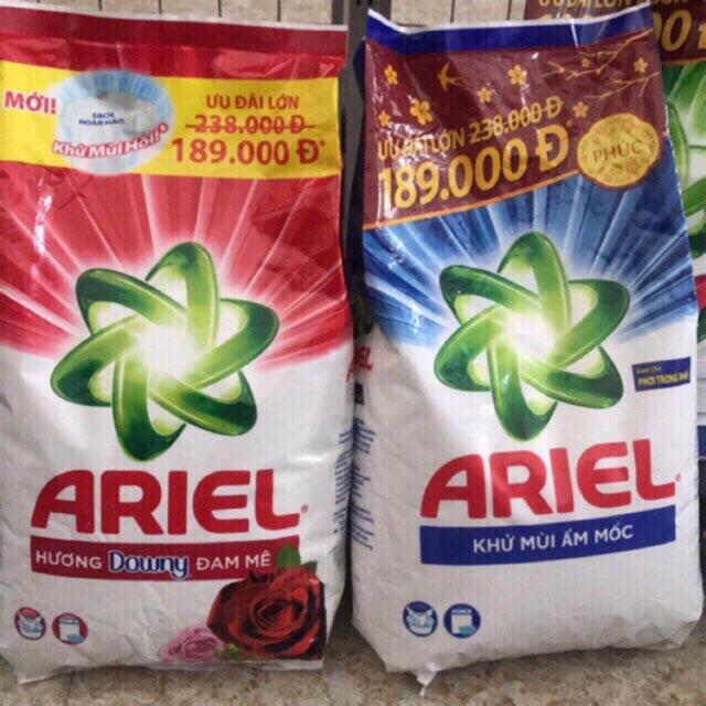 Bột giặt Ariel 5kg Hương Downy/ẩm mốc
