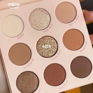 (Có sẵn) Bảng mắt colourpop nude mood sale chính hãng