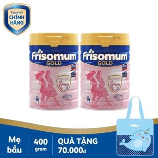 (HCM) Mua 2 lon Sữa bột Frisomum Gold lon 400g ( Hương Vani )