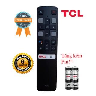 Điều khiển tivi TCL giọng nói- Hàng mới chính hãng 100% Tặng kèm Pin