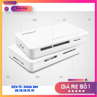 Đầu đọc thẻ All-in-1 TS-E111 USB 3.0