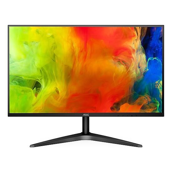 [Mã ELLAPDESK giảm 5% đơn 3TR] Màn hình máy tính AOC 24B1XHS/74 23.8 inches FHD IPS - Hàng chính hãng