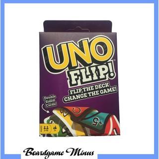 Uno phiên bản mới – Uno Flip! và Uno ver Mattel