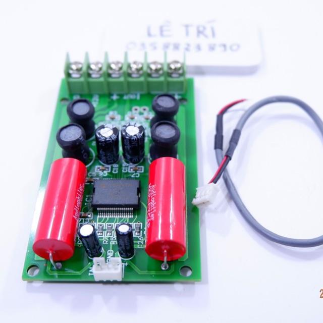 Mạch khuếch đại âm thanh TA2024 15Wx2 Class T 12VDC