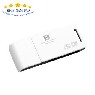 [HÀNG CHÍNH HÃNG❤️] Đầu Đọc Thẻ Nhớ Đa Năng (SD và Micro SD) SIYOTEAM SY-368