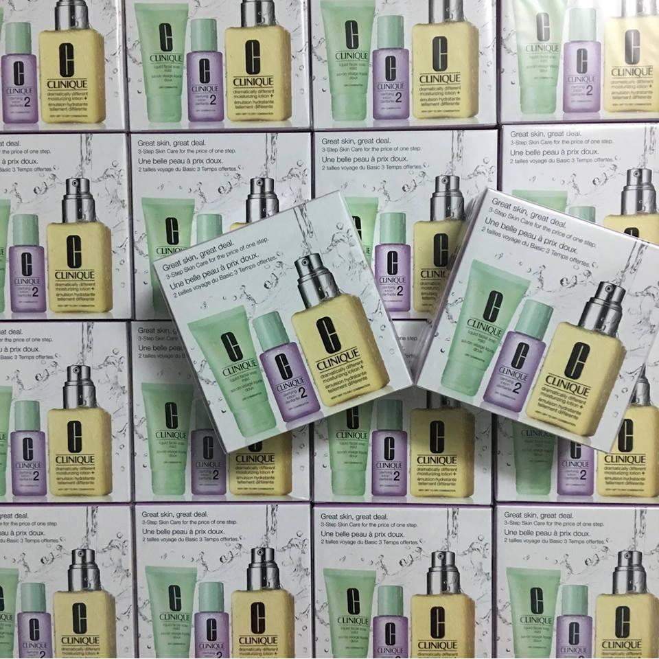 [TRẢ HÀNG ORDER] Set dưỡng ẩm 3 món Clinique - KHÁCH KHÔNG ORDER TRƯỚC VUI LÒNG KHÔNG ĐẶT HÀNG - 2693694 , 692742838 , 322_692742838 , 330000 , TRA-HANG-ORDER-Set-duong-am-3-mon-Clinique-KHACH-KHONG-ORDER-TRUOC-VUI-LONG-KHONG-DAT-HANG-322_692742838 , shopee.vn , [TRẢ HÀNG ORDER] Set dưỡng ẩm 3 món Clinique - KHÁCH KHÔNG ORDER TRƯỚC VUI LÒNG KHÔN