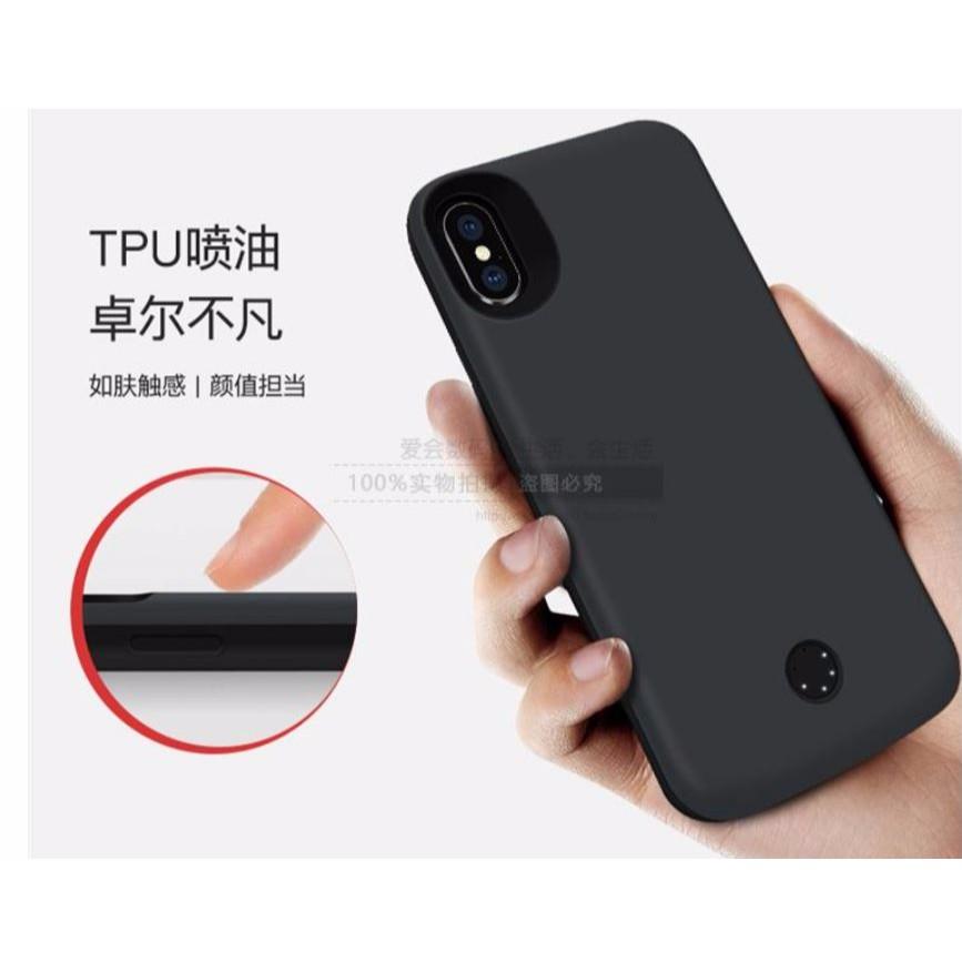 Ốp lưng iPhone X kèm Pin sạc dự phòng JLW X2 5000mAh