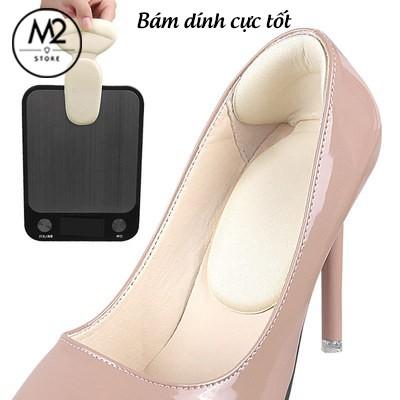 Lót giày chống rộng, chống rớt gót cao cấp, bảo vệ chân khi mang giày - lót giày giá sỉ - C03