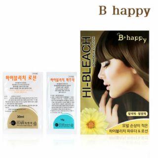 [Mã FMCGFSS412 hoàn 8% xu đơn 300K] Thuốc tẩy tóc có dưỡng chất mượt tóc B-Happy Sewha thumbnail