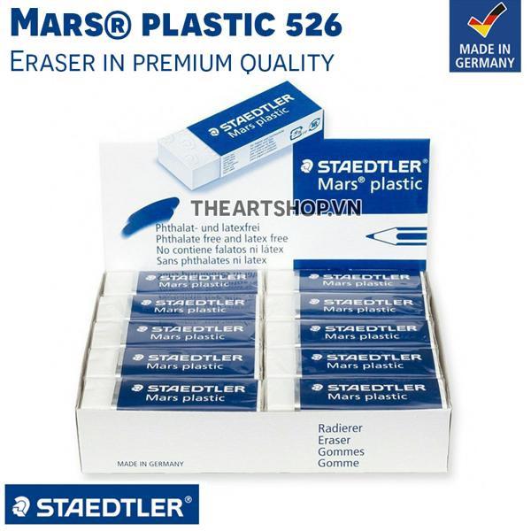 Gôm tẩy STAEDTLER - STAEDTLER Mars Plastic 526 Eraser