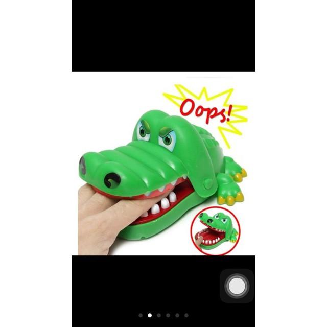 Khám răng cá sấu loại bé sondaquang28 shop