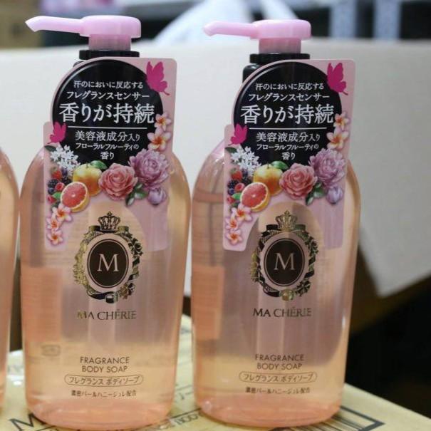 Sữa tắm Macherie Shiseido