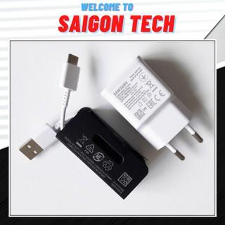 [Chính Hãng] Bộ sạc nhanh Samsung đầu TypeC gồm củ cục và dây cáp sạc Zin cho Samsung S8/ S9/Note8/ Note9/S10/Khác