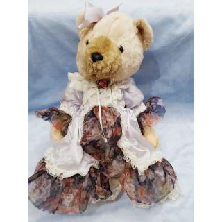 Gấu bông mặc đầm đẹp