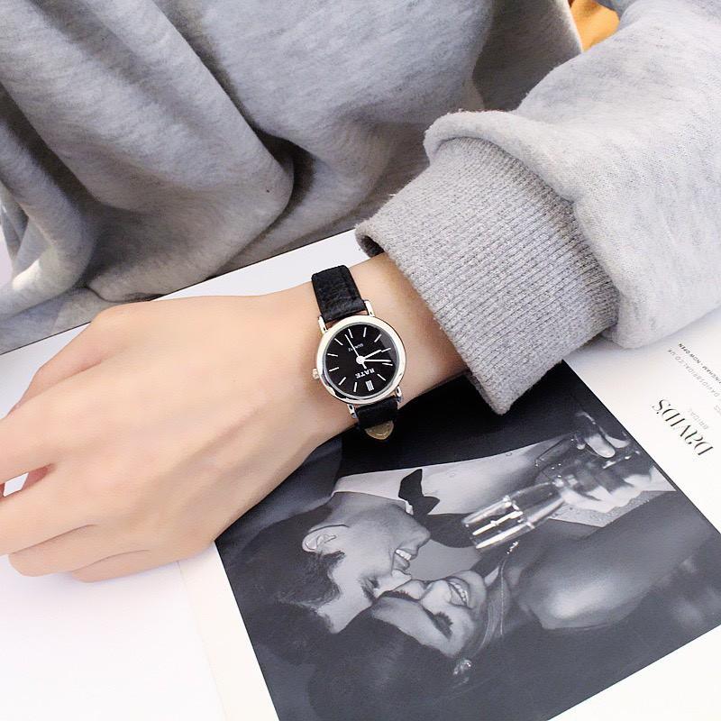 Đồng hồ nam nữ Quartz DH47 thể thao thời trang giá rẻ