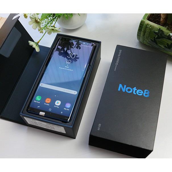 [Mã ELMT99 giảm 5% đơn 6TR] Điện thoại Samsung Galaxy Note 8 Fullbox Chính hãng - 13702914 , 1082710688 , 322_1082710688 , 10990000 , Ma-ELMT99-giam-5Phan-Tram-don-6TR-Dien-thoai-Samsung-Galaxy-Note-8-Fullbox-Chinh-hang-322_1082710688 , shopee.vn , [Mã ELMT99 giảm 5% đơn 6TR] Điện thoại Samsung Galaxy Note 8 Fullbox Chính hãng
