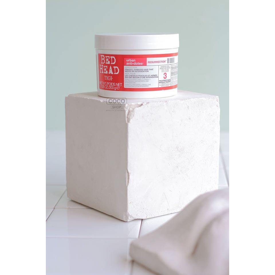 Kem ủ tóc Tigi Bed Head Treatment Đỏ[COCOLUX]