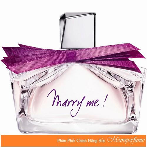 Nước hoa Nữ Lanvin-Marry me 75ml edp