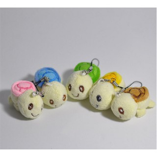 【tns】5 Colors Plush Toy Doll Little Cute Tortoise For Baby Kid Lovely Plush Toy Wholesale【VN】