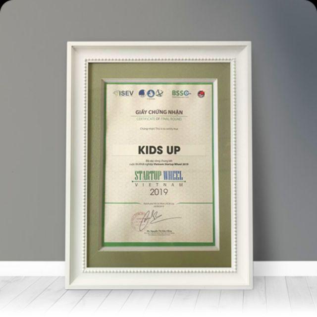 Kids up cho bé trọn đời